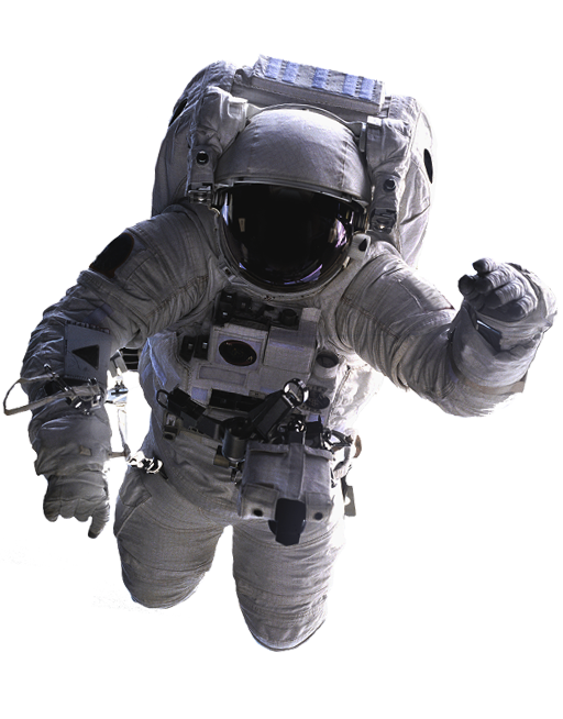 "The Digital Drawing Room astronaut is a symbol of ""everything is possible"" in our full stack digital agency"
